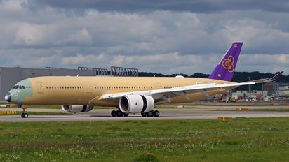 F-WZNS - Thai Airways Airbus A350-900