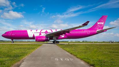EC-MIN - WOW Air Airbus A330-300