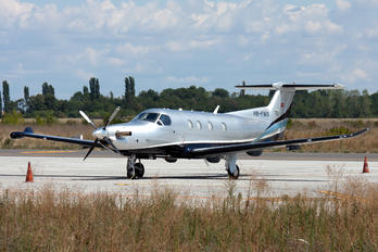 HB-FWG - Private Pilatus PC-12