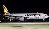 ET-APS - Ethiopian Cargo Boeing 777F aircraft
