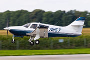 N115T - Private Rockwell Commander 114 aircraft