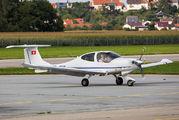 HB-SGC - Private Diamond DA 40 Diamond Star aircraft