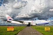 B-18722 - China Airlines Cargo Boeing 747-400F, ERF aircraft