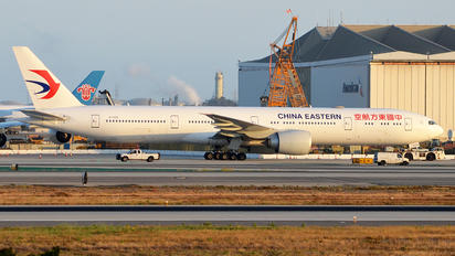 B-2020 - China Eastern Airlines Boeing 777-300ER