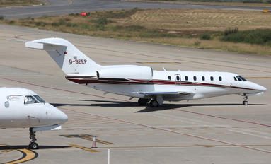 D-BEEP - Private Cessna 750 Citation X