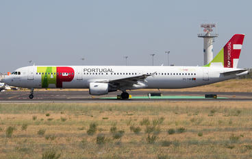 CS-TJH - TAP Portugal Airbus A321