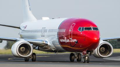 EI-FHJ - Norwegian Air Shuttle Boeing 737-800