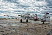 N747JE - Private North American Harvard/Texan (AT-6, 16, SNJ series) aircraft