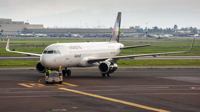 XA-VLD - Volaris Airbus A320