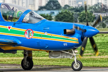 """FAB5965 - Brazil - Air Force """"Esquadrilha da Fumaça"""" Embraer EMB-314 Super Tucano A-29B"""