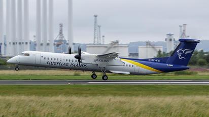 TF-FXI - Air Iceland de Havilland Canada DHC-8-400Q / Bombardier Q400
