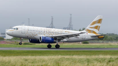 G-EUPA - British Airways Airbus A319