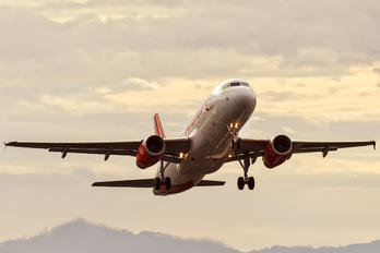N498TA - Avianca Airbus A320