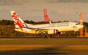 VH-VBZ - Virgin Australia Boeing 737-700