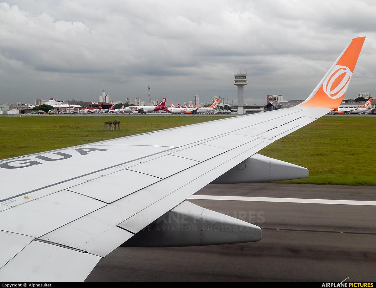 GOL Transportes Aéreos  PR-GUA aircraft at São Paulo - Congonhas