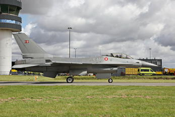 E-600 - Denmark - Air Force General Dynamics F-16A Fighting Falcon