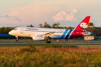 RA-89096 - Yamal Airlines Sukhoi Superjet 100LR