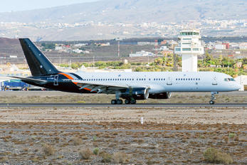G-POWH - Titan Airways Boeing 757-200