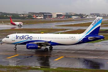 VT-IDD - IndiGo Airbus A320