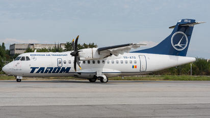 YR-ATG - Tarom ATR 42 (all models)