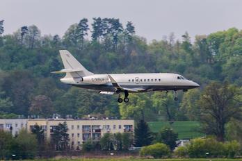 C-GSLU - Private Dassault Falcon 2000LX