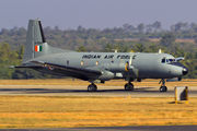 H-2184 - India - Air Force Hawker Siddeley HS.748 aircraft