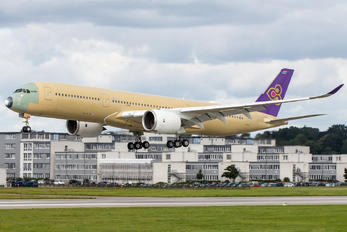 F-WZNS - Thai Airways Airbus A350-900