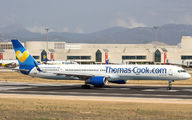 G-JMAB - Thomas Cook Boeing 757-300 aircraft