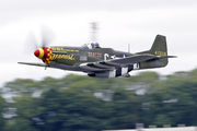 N357FG - Private North American P-51D Mustang aircraft