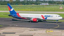 VQ-BUO - AzurAir Boeing 767-300ER aircraft