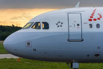 OO-SSN - Brussels Airlines Airbus A319