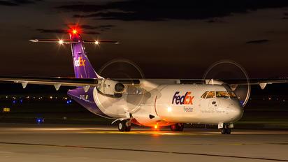 EI-FXJ - FedEx Feeder ATR 72 (all models)
