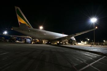 ET-APS - Ethiopian Cargo Boeing 777F