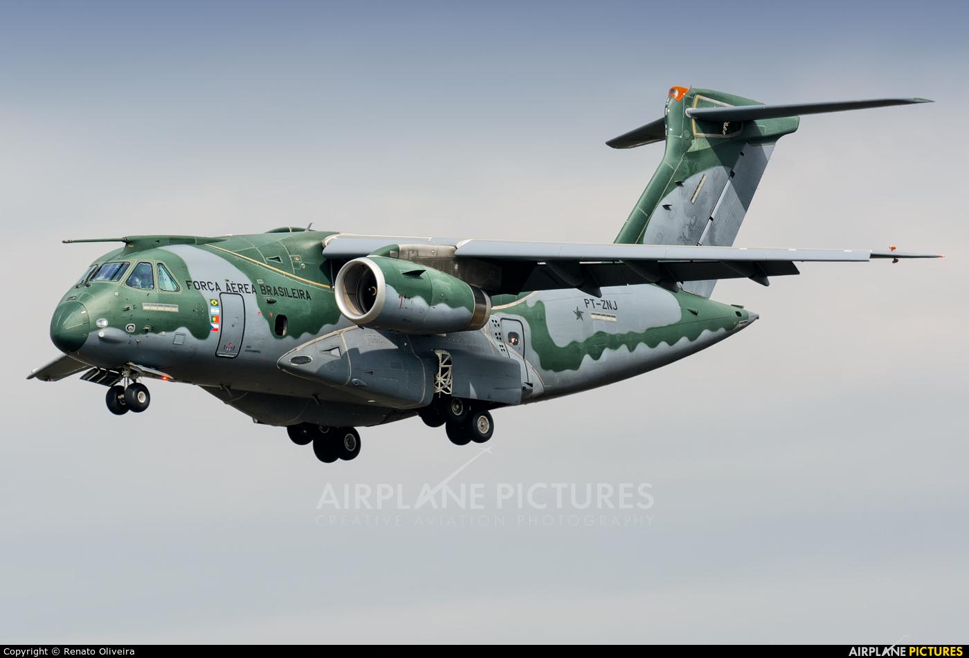 Brazil - Air Force PT-ZNJ aircraft at São Paulo - Campo de Marte