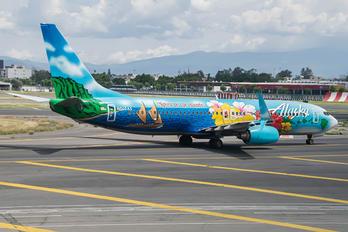 N560AS - Alaska Airlines Boeing 737-800