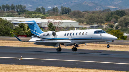 N63WR - Private Learjet 75
