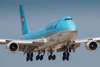 HL7636 - Korean Air Boeing 747-8
