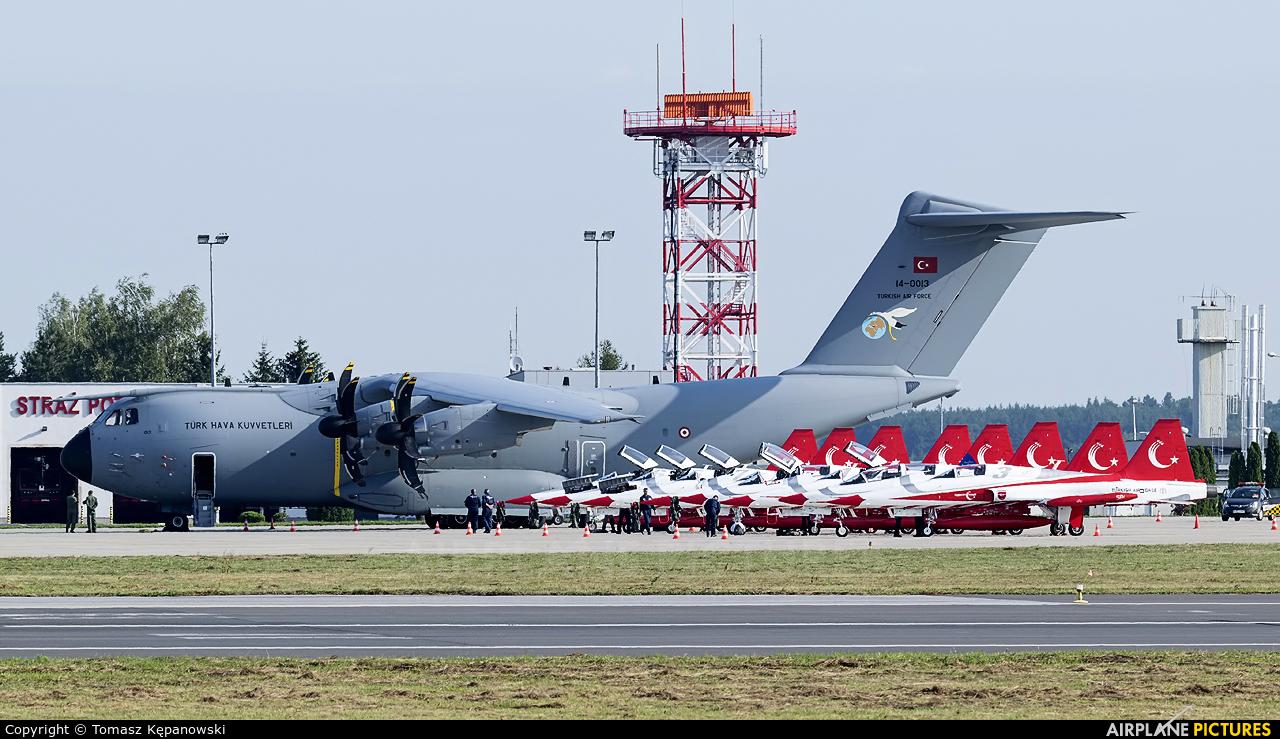 Turkey - Air Force - aircraft at Rzeszów-Jasionka