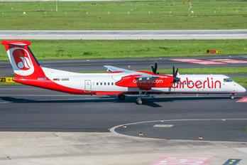 D-ABQE - Air Berlin de Havilland Canada DHC-8-400Q / Bombardier Q400