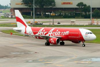 PK-AXH - AirAsia (Indonesia) Airbus A320