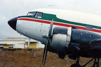 N12BA - Private Douglas DC-3