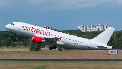 D-ABDX - Air Berlin Airbus A330-200