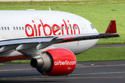 D-ALPB - Air Berlin Airbus A330-200 aircraft