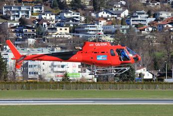 OE-XSK - Heli Tirol Eurocopter AS350 Ecureuil / Squirrel