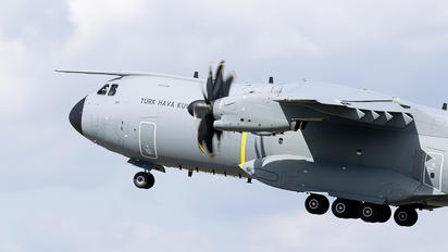 14-0013 - Turkey - Air Force Airbus A400M