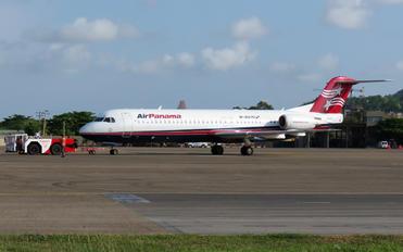 HP-1896PST - Air Panama Fokker 100