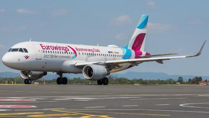 D-AEWM - Eurowings Airbus A320