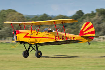 G-BWEF - Private Stampe SV4