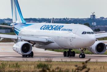 F-HBIL - Corsair / Corsair Intl Airbus A330-200