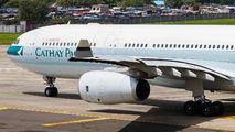 B-LAO - Cathay Pacific Airbus A330-300 aircraft